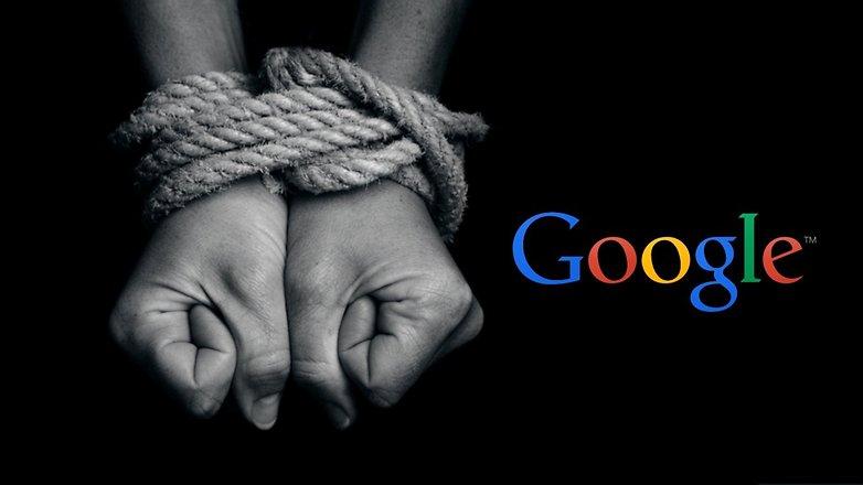 Friss oder stirb: Wie Nutzer unter der Macht Googles leiden