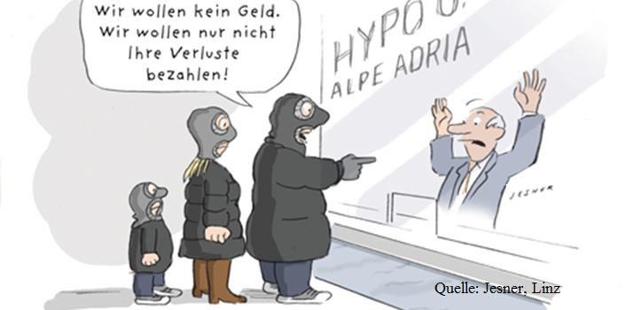 Tabu-Bruch bei der Bankenrestrukturierung in Österreich