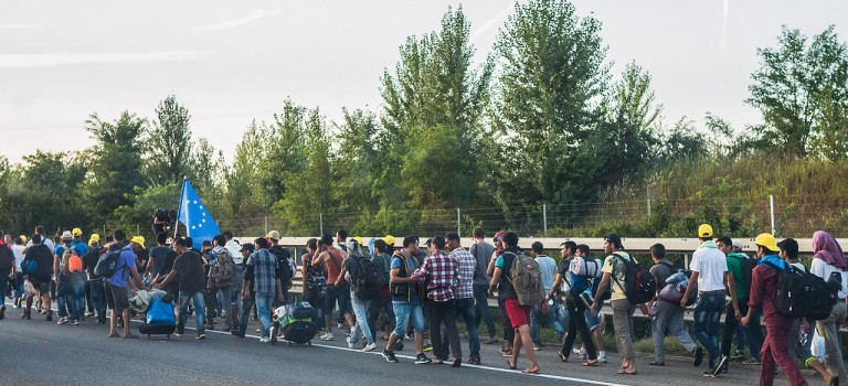 Das europäisches Dilemma: Gemeinsame Flüchtlingspolitik oder gemeinsamer Untergang