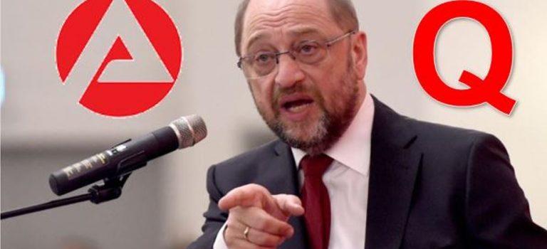 Das Schulz-Q: Qualifizierung zum Rückschritt